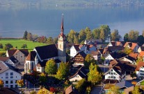 Oberägeri Dorf