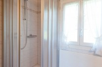 Dusche Obergeschoss